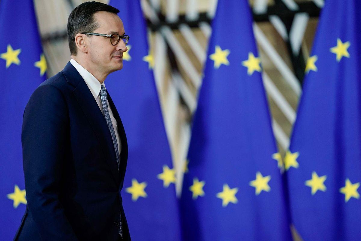 Ministerpräsident Mateusz Morawiecki sagtet, beim Erreichen des Klimaziels sollte Polen ein unterschiedliches Tempo gewährt werden.
