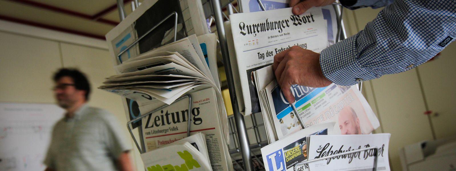 Zentrales Thema heute in der Tagespresse ist der Artuso-Bericht zur Kollaboration der luxemburgischen Behörden währen dem Zweiten Weltkrieg.