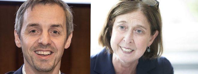 Georges Mischo (CSV) ist neu in der Chamber, für Lydia Mutsch (LSAP) reichte es bei den Wahlen nicht.
