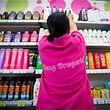 """""""Meng Drogerie +"""" zählt heute 24 Läden und hofft, eine luxemburgische Stammkundschaft heranzubilden."""