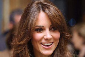 Die schwangere Herzogin Kate sieht man momentan selten in der Öffentlichkeit.