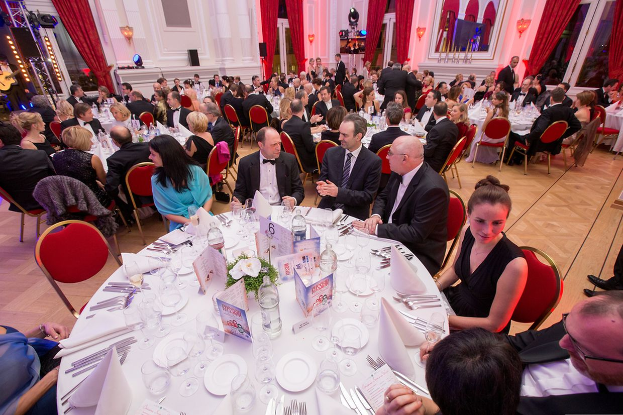 Russian Charity Ball 2015