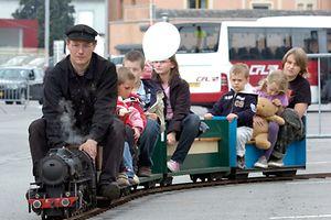 Este fim-de-semana há comboios para toda a família