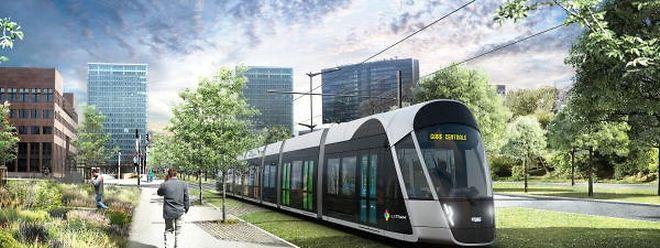 De nombreux emplois sont à pourvoir avant la mise en service du tram.