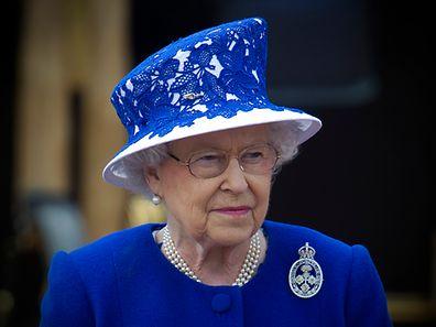 La reine Elizabeth II a reçu le télégramme ce matin