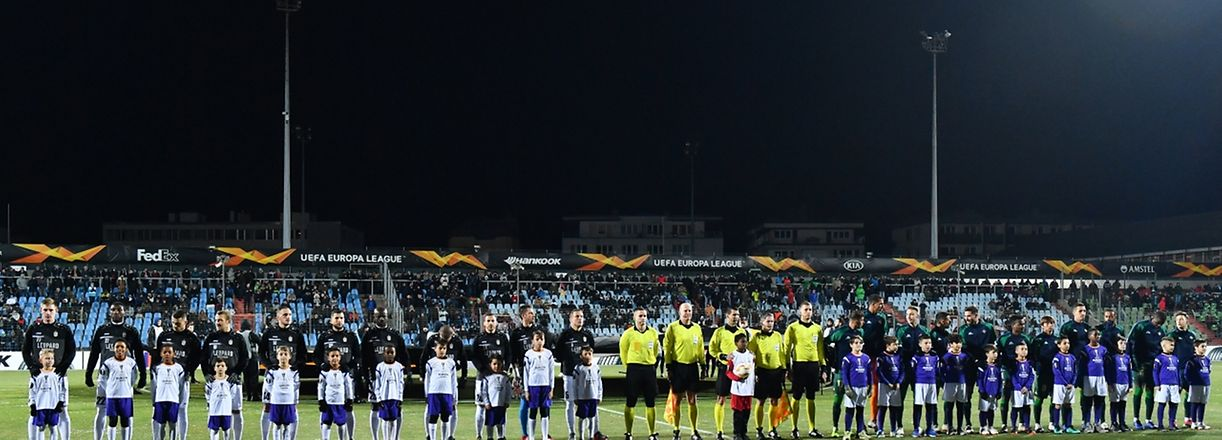 Europa League - F91 Düdelingen / Betis Sevilla - Gruppenphase - 6.Spieltag - Foto: Serge Waldbillig