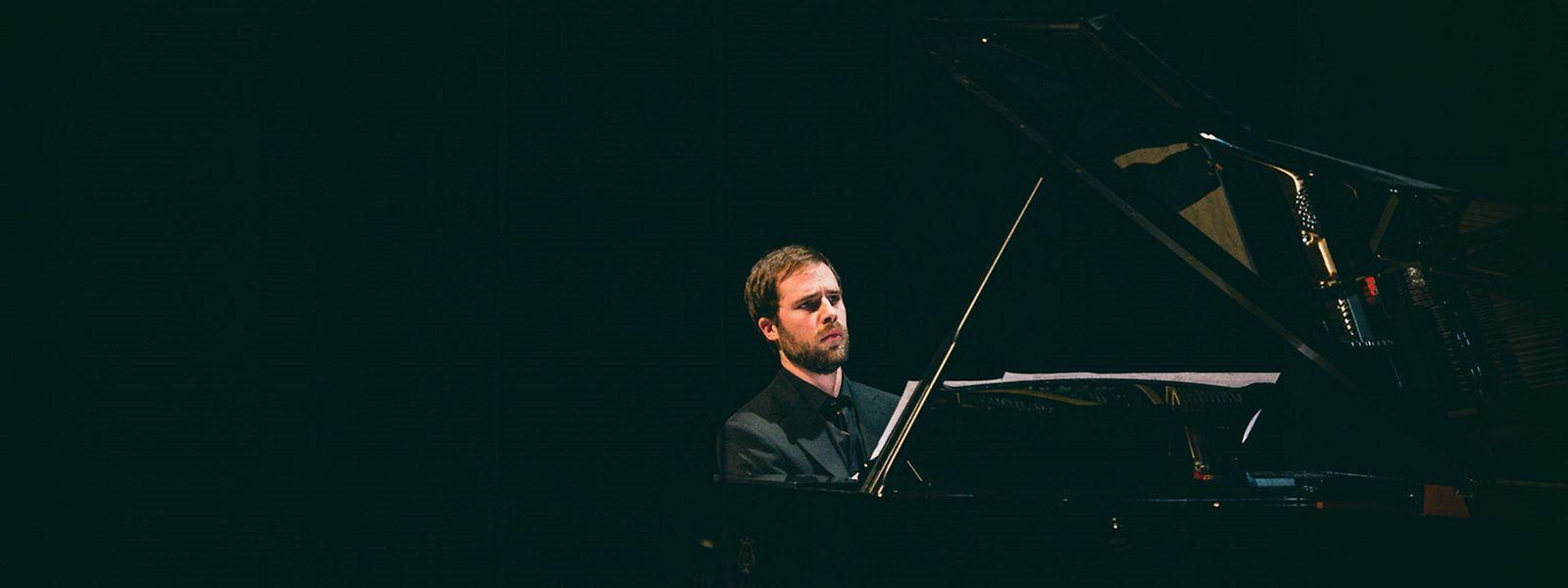 Le pianiste Pascal Meyer a co-organisé le festival au  CAPe