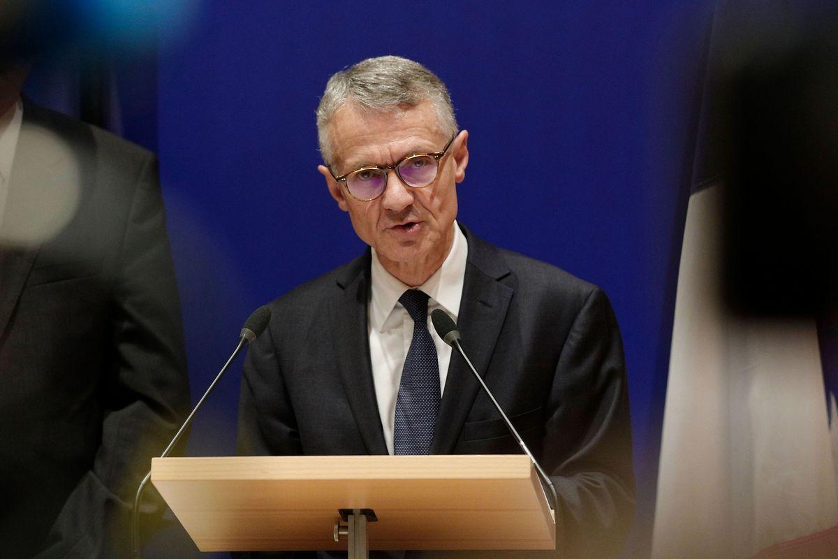 Jean-Francois Ricard, dos serviços antiterrorismo.