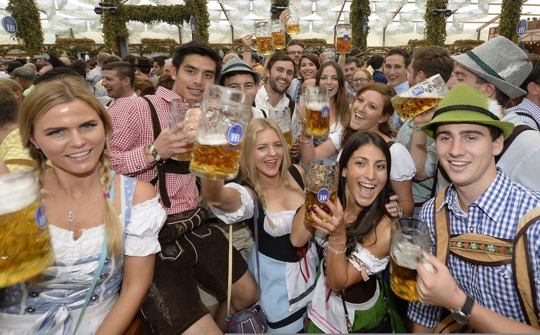 Das traditionelle Oktoberfest ist am Wochenende in München gestartet.