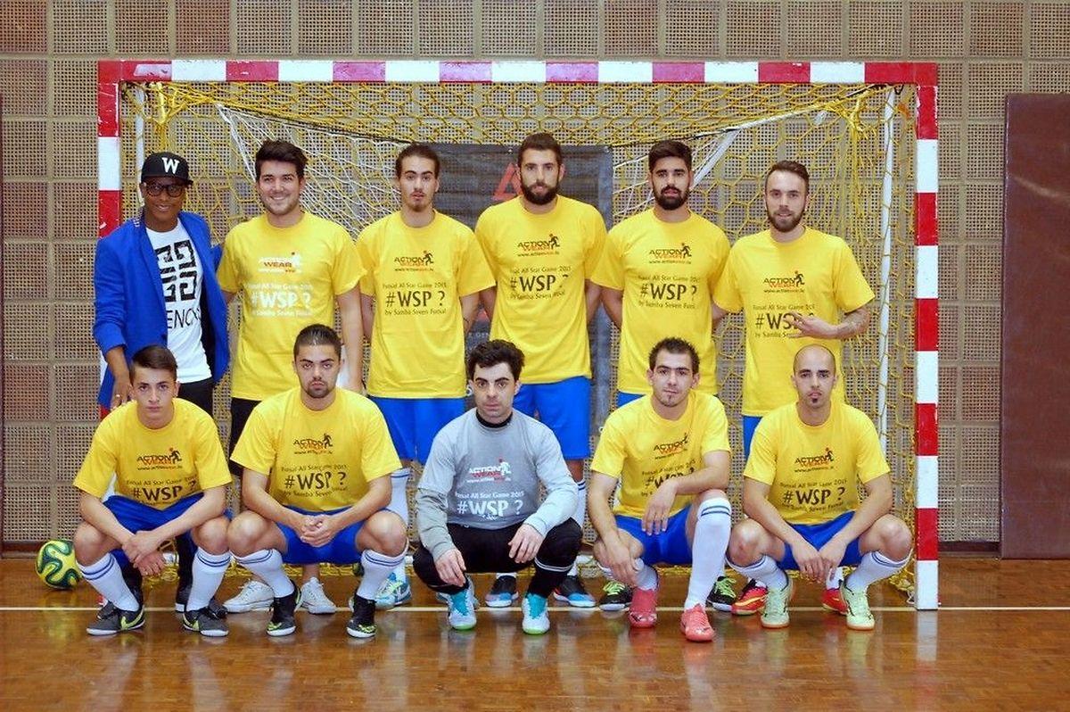 L'équipe de Filipe Costa