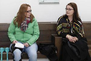 Nadine Rausch (l.) war zur Zeit der Anschläge als Kindermädchen bei der großherzoglichen Familie angestellt.