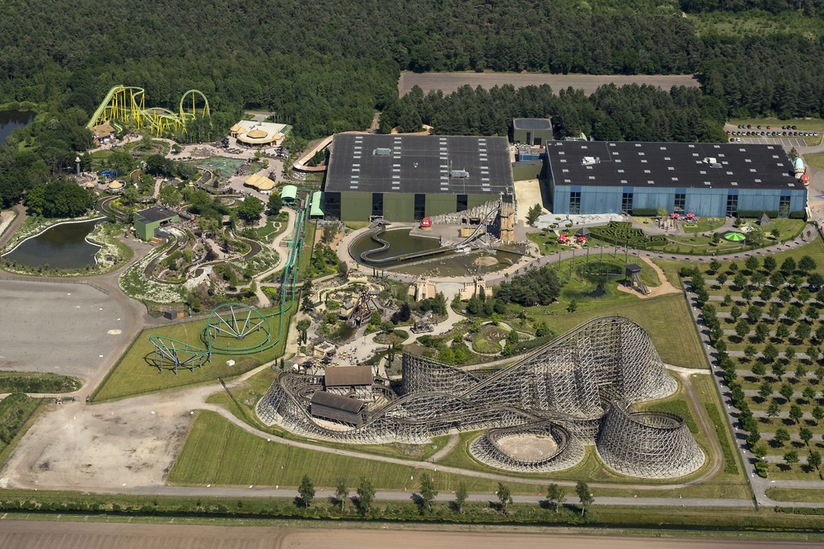 Toverland in the Netherlands Photo: Shutterstock