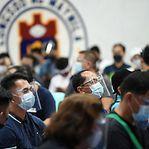 Milhares de pessoas fogem de Manila após dias de chuva torrencial