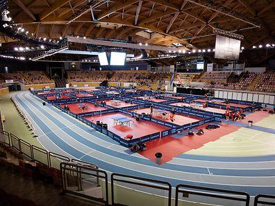Zum Großevent in der Coque werden mehr als 600 Sportler erwartet.