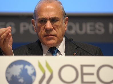 """Angel Gurría: """"Countries have committed to refocus their efforts on the least developed countries. It is now time to turn these commitments into action."""""""