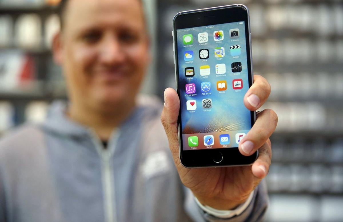 Das iPhone 6s Plus ist genauso wie das kleinere 6s ab dem 9. Oktober im Großherzogtum im Handel.