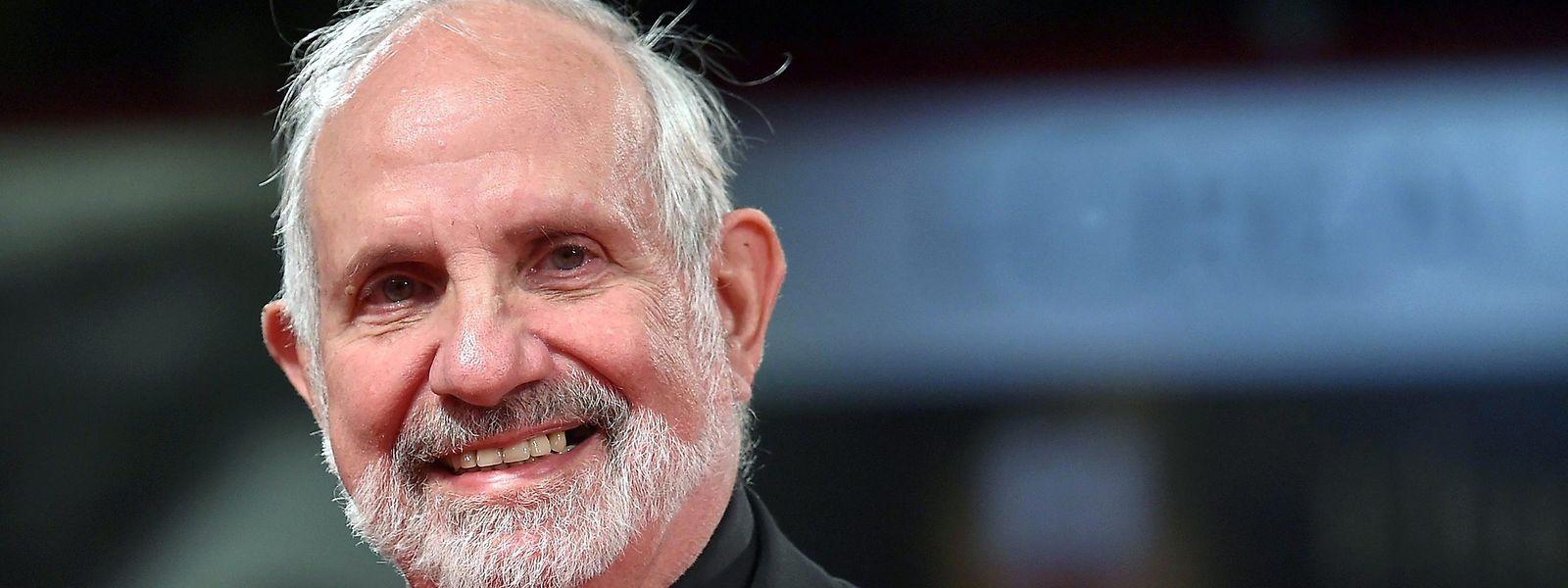 Sein Gesicht ist nicht bekannt, seine Film schon: Brian De Palma, 2015 in Venedig.