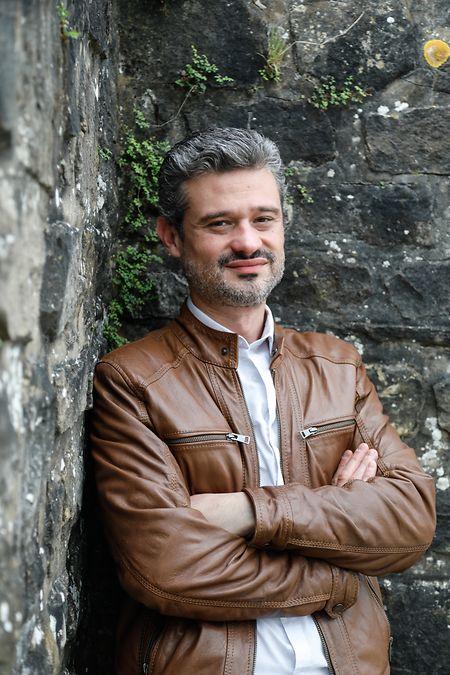 David Wagner vertritt Déi Lénk im hauptstädtischen Gemeinderat und in der Chamber.