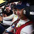 Sébastien Loeb a le sens du panache. Battu pour battu, il ne lâche rien.