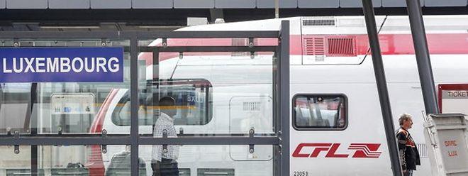 Die Kapazität auf der Linie Metz-Luxemburg wird auf bis zu 25.000 Passagiere am Tag ausgebaut.