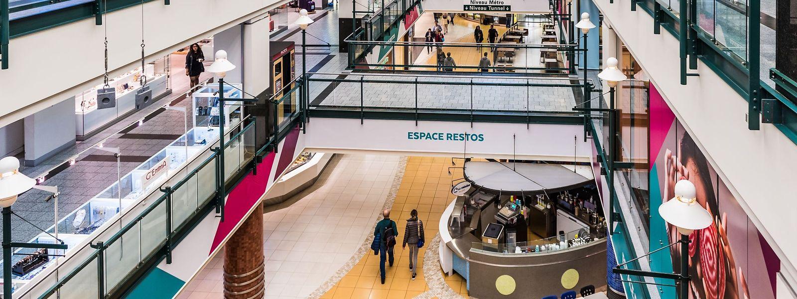 """Die """"Underground City"""" in Montreal erinnert an ein modernes Shoppingcenter. Für die Bewohner der Stadt bedeutet sie vor allem, auch im Winter trocken und warm zur Arbeit zu kommen."""