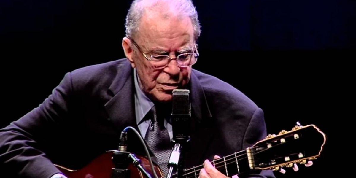 Uma das principais figuras da música brasileira partiu este sábado aos 88 anos.