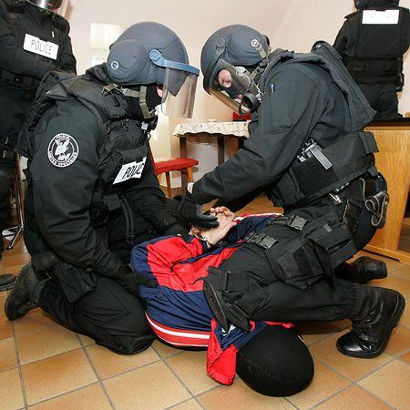 L'Unité spéciale de la police a été mis en place en 1979.