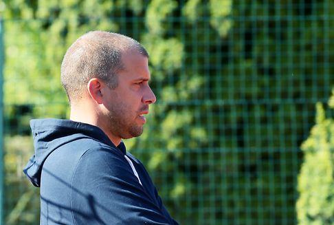 Gilles Muller will den Interclub-Neustart nutzen