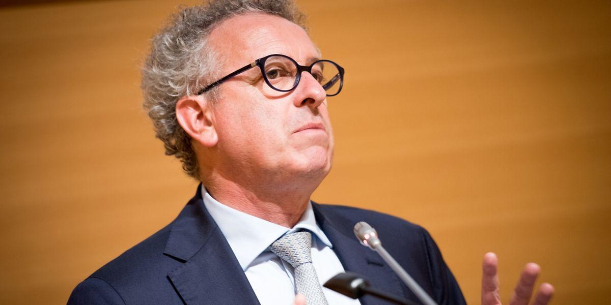 """""""In Steuerfragen ist Luxemburg ein gebranntes Kind"""", verteidigte Finanzminister Gramegna sein vorsichtiges Vorgehen."""