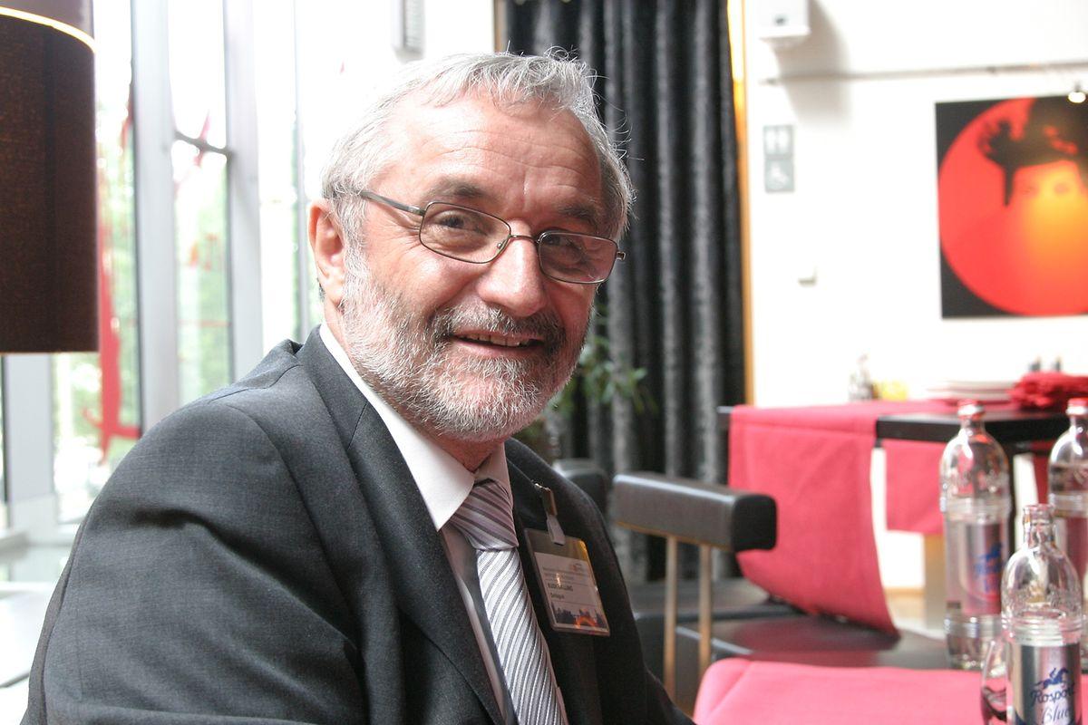Rudi Balling: «Le but de la médecine personnalisée est de maintenir le plus longtemps possible une qualité de vie. Mais pas nécessairement de prolonger la vie à tout prix».