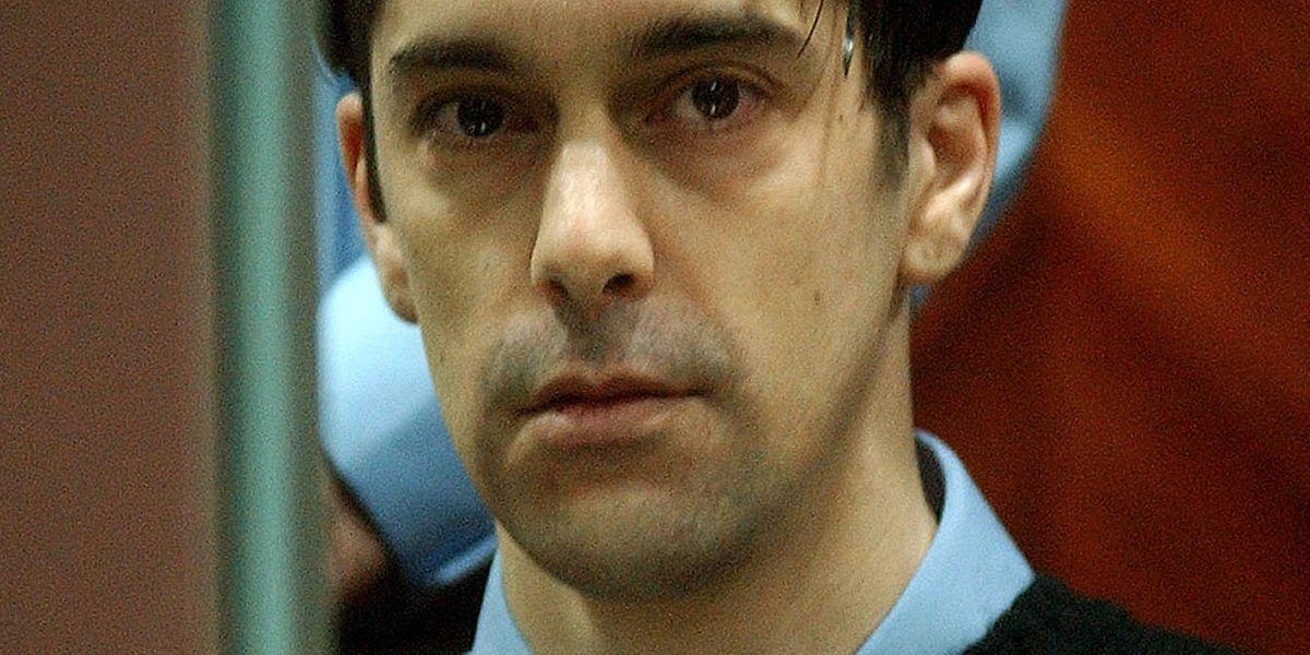 Michel Lelièvre während des Prozesses in Arlon im Jahr 2004.