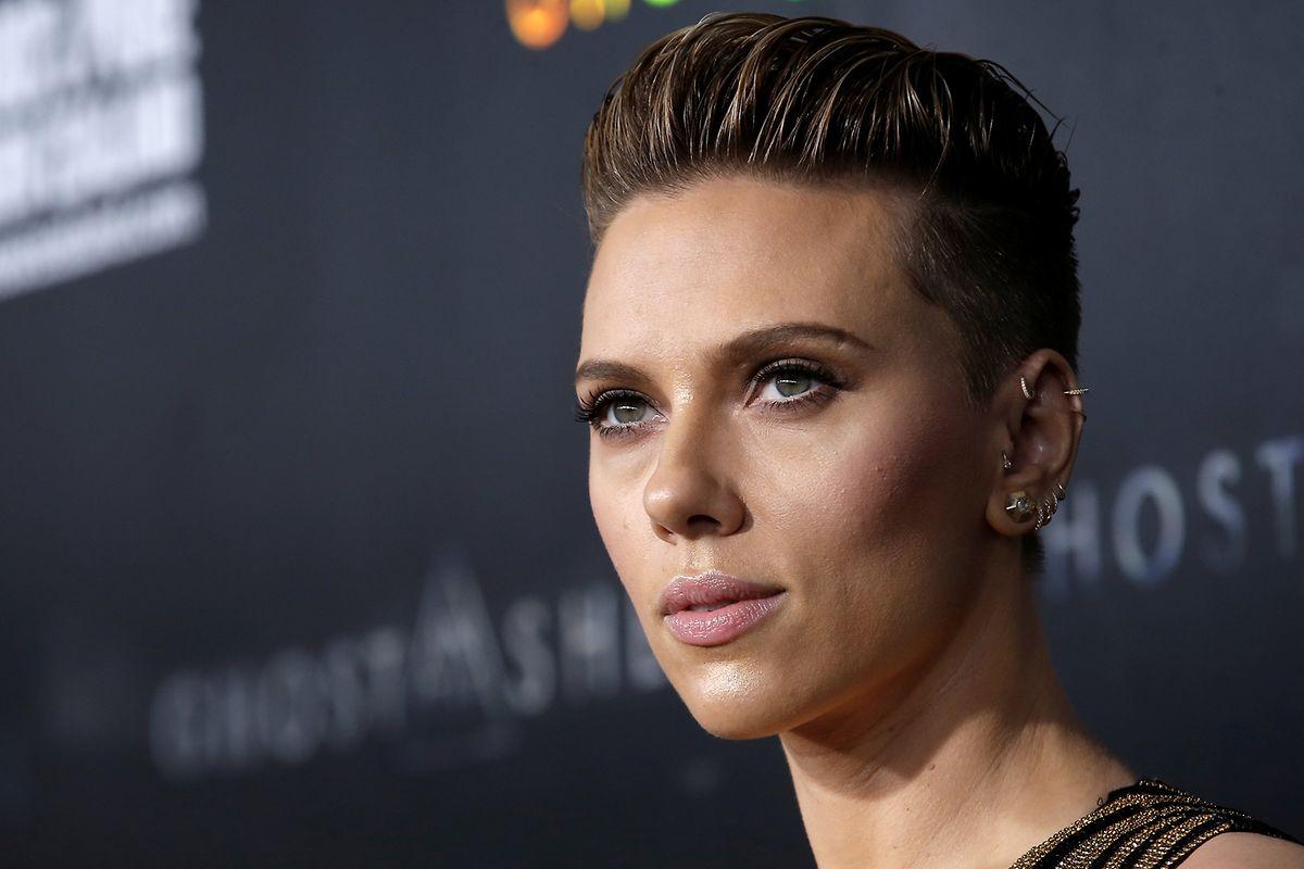 Johansson kritisierte die Verleiher der Golden Globes.
