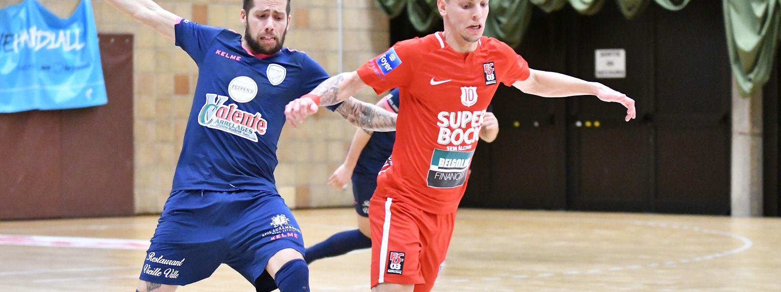 FC Differdange e Racing Luxembourg são os maiores candidatos ao título.