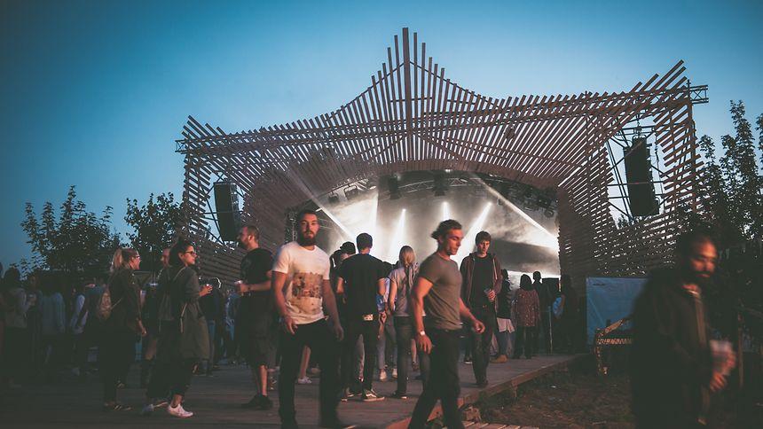 O festival decorre em Kirchberg