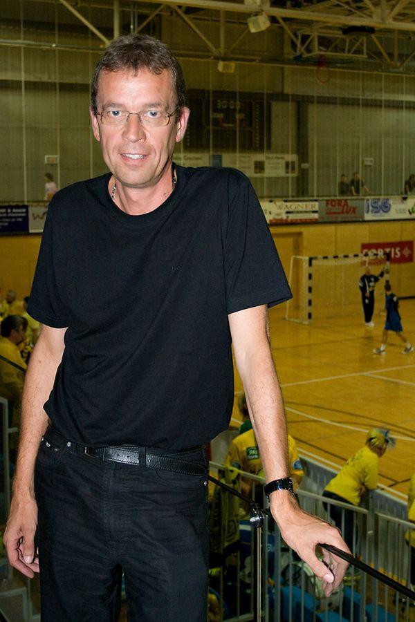 De 2008 à 2013, Camille Gira était le président de la Fédération luxembourgeoise de handball.