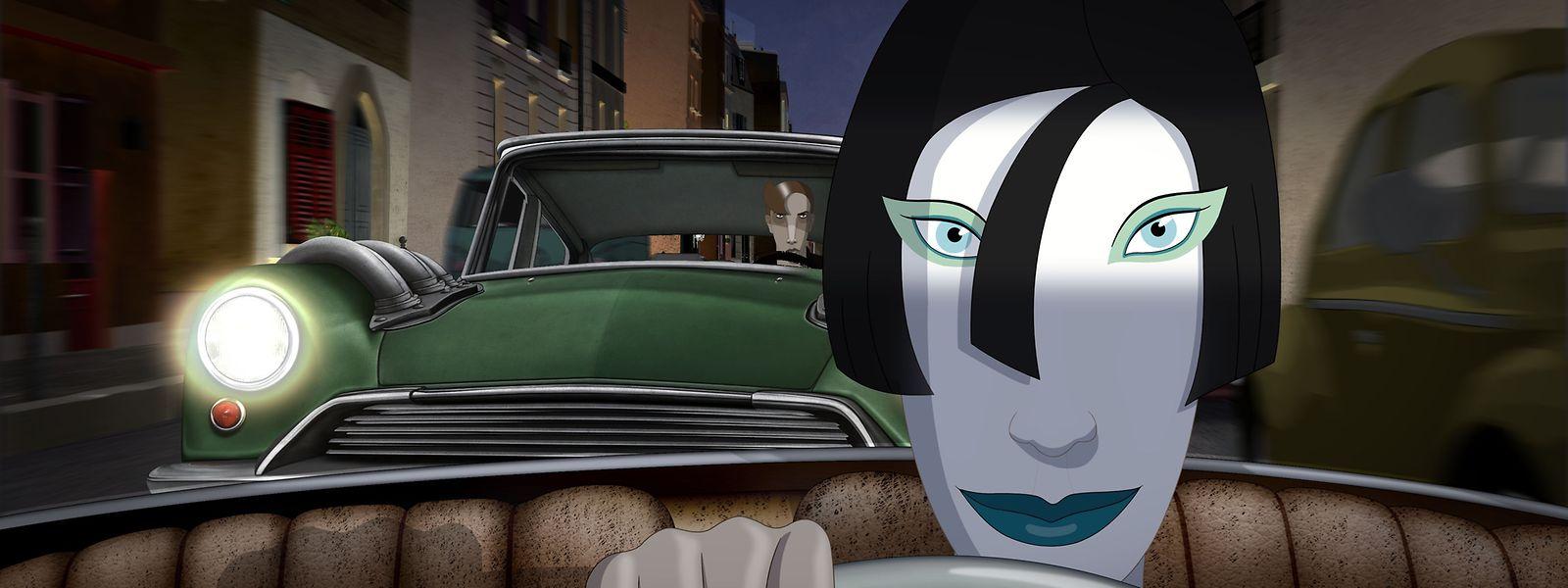 """Zum Auftakt des Filmfestivals CinEast läuft der ungarische Animationsfilm """"Ruben Brandt, Collector"""" von Milorad Kristic."""