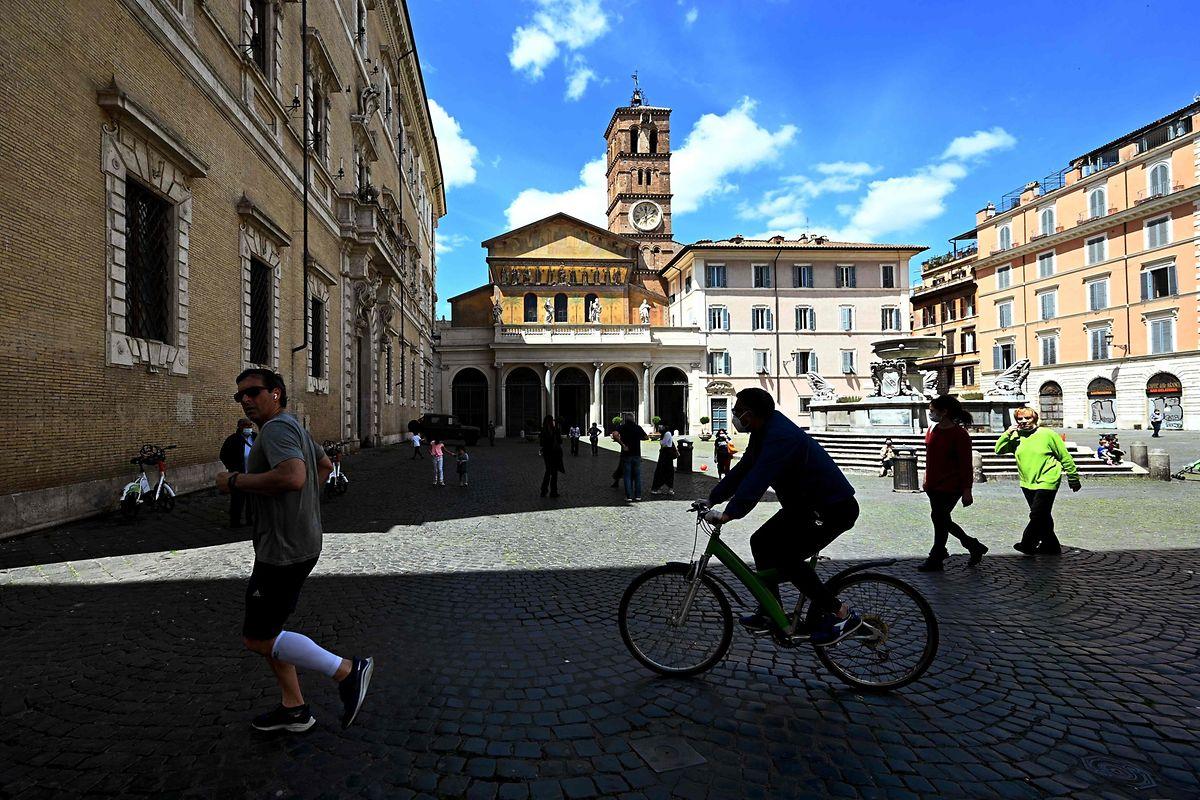 L'Italie entame, lundi, une nouvelle phase permettant une reprise de certaines activités.