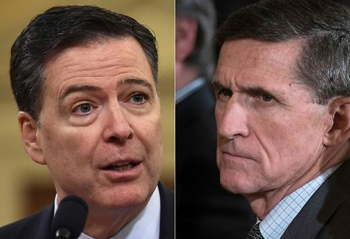 Lawmakers Issue Requests For Comey's Memo Regarding Flynn Investigation