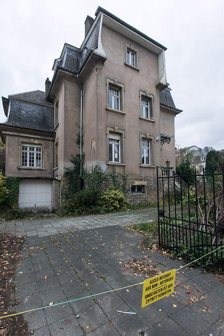 Am Standort des Herrenhauses soll die Résidence Ikone entstehen.