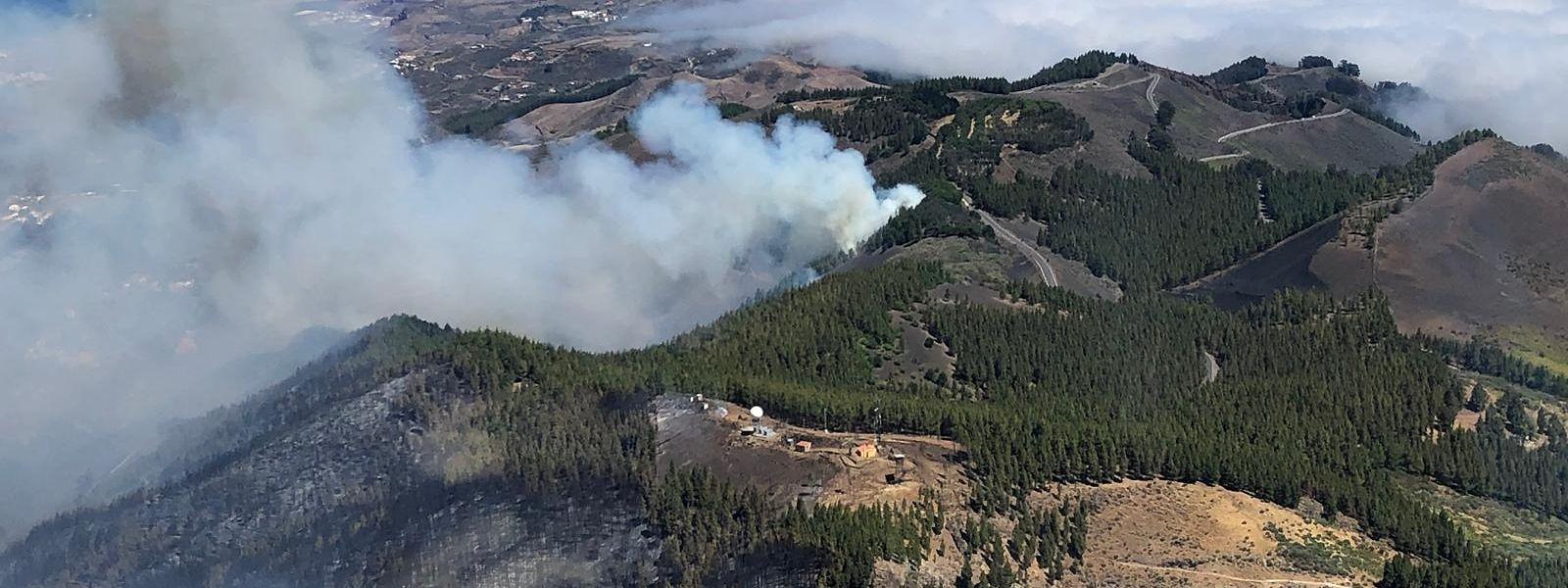 L'incendie a couvert un périmètre de 23 kilomètres.