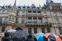 Palais Grand-Ducal,Grossherzoglicher Palast,Rapport Waringo, Armee. Foto: Gerry Huberty/Luxemburger Wort