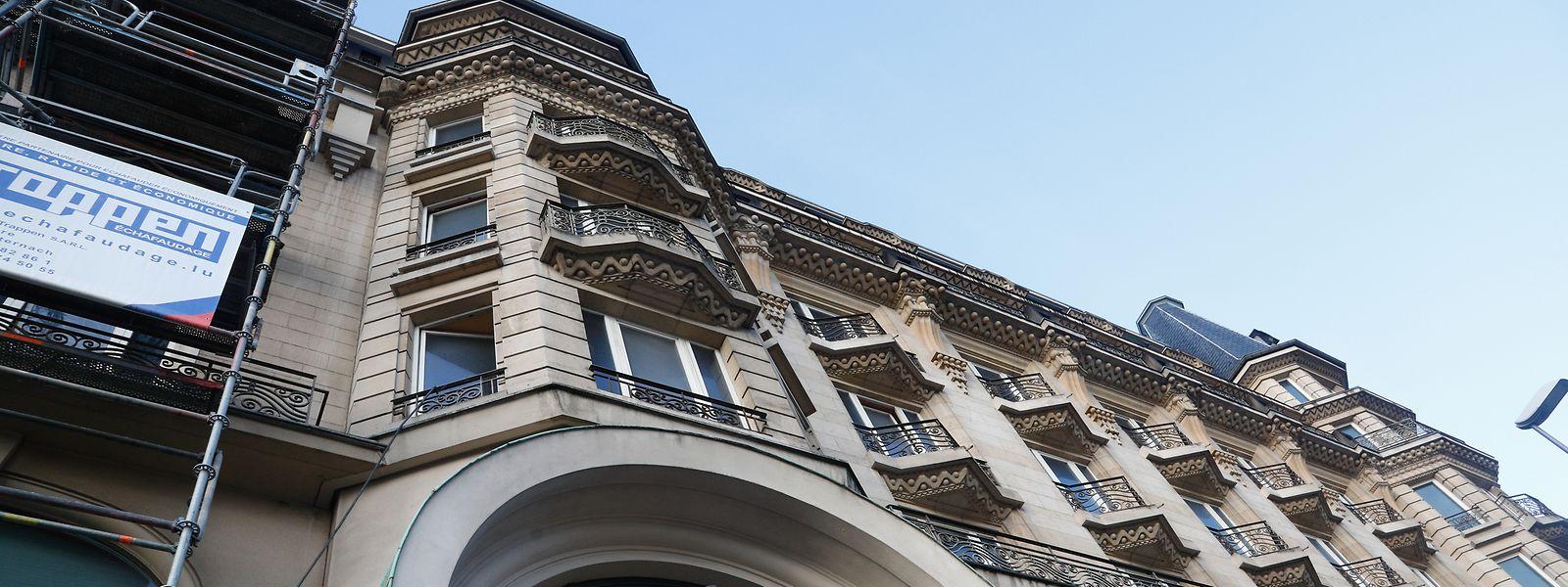 L'établissement hôtelier du centre de la capitale est fermé depuis trois ans et demi maintenant.
