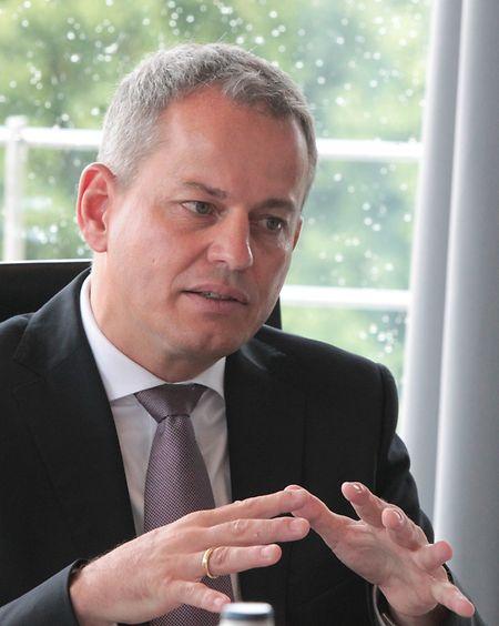 Mit seiner großen Erfahrung im Bankgeschäft soll Frank Krings entscheidend dazu beitragen, die sogenannte Strategie 2020 erfolgreich in Luxemburg umzusetzen.