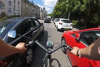 Closepass 1m50 1,50 Meter Radfahren Fahrrad Auto