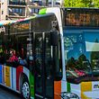 Bus Train Dudelange Luxembourg, Foto Lex Kleren