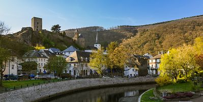Esch-sur-Sûre and its neighbouring villages have plenty to offer the day tripper, from lakeside beaches and watersports to themed forest trails