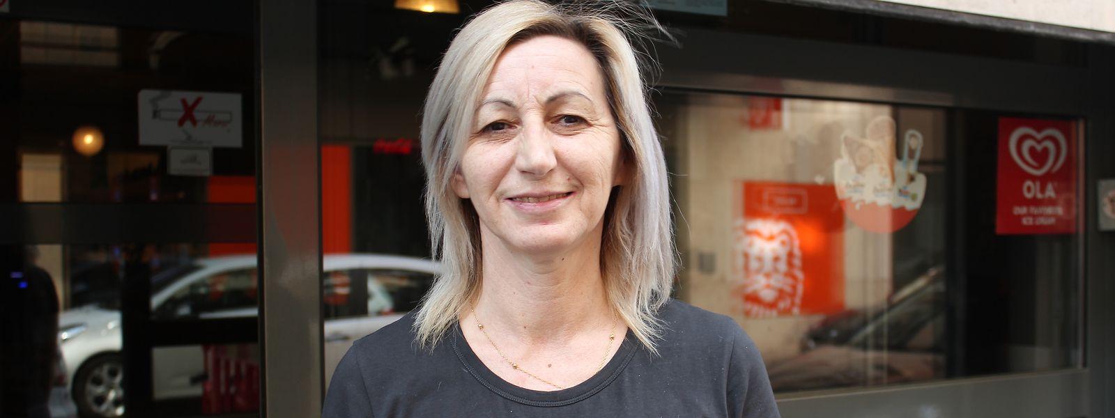 Fernanda Batalau, empresária portuguesa, chegou ao Luxemburgo há 30 anos.