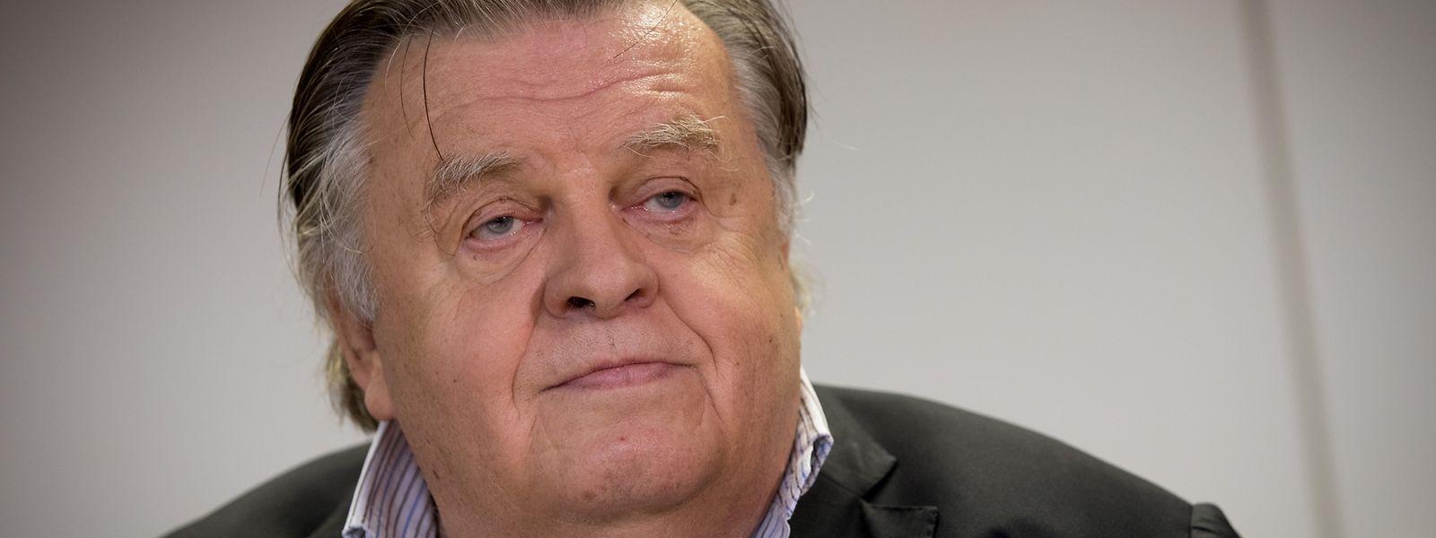 Hat neben Wien und Monte Carlo auch einen Wohnsitz in Luxemburg: der ehemalige RTL-Chef Helmut Thoma.