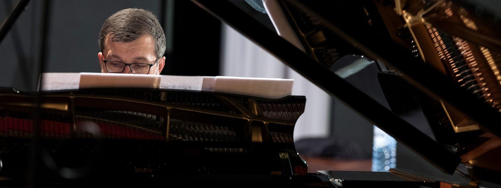 Pianist Claude Weber beschäftigt sich seit 20 Jahren mit der Luxemburger Komponistin Helen Buchholtz.