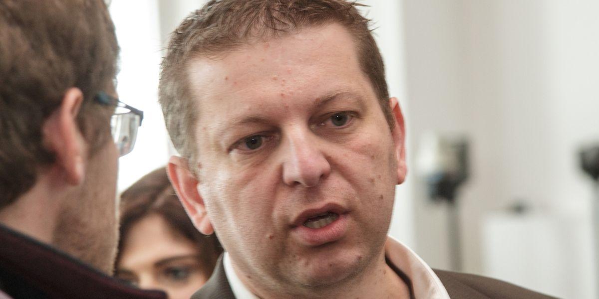 Raphaël Halet foi ouvido hoje no Tribunal do Luxemburgo. O ex-funcionário da PricewaterhouseCoopers é acusado de ter copiado e divulgado documentos confidenciais